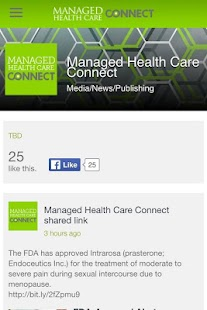 Download Managed Health Care Connect For PC Windows and Mac apk screenshot 2