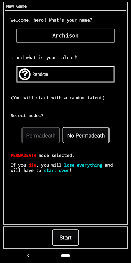 Random Adventure Roguelike II  screenshots 1