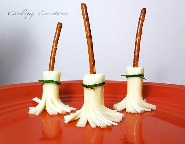 Halloween Broomsticks Recipe