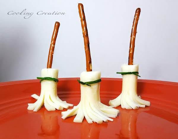 These Witches Broomsticks Are Healthy Snacks As Well As Adorable.