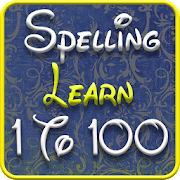1 to 100 Spelling Learning