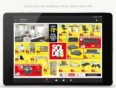 Bonial - Promos, Offres & Catalogues- screenshot thumbnail