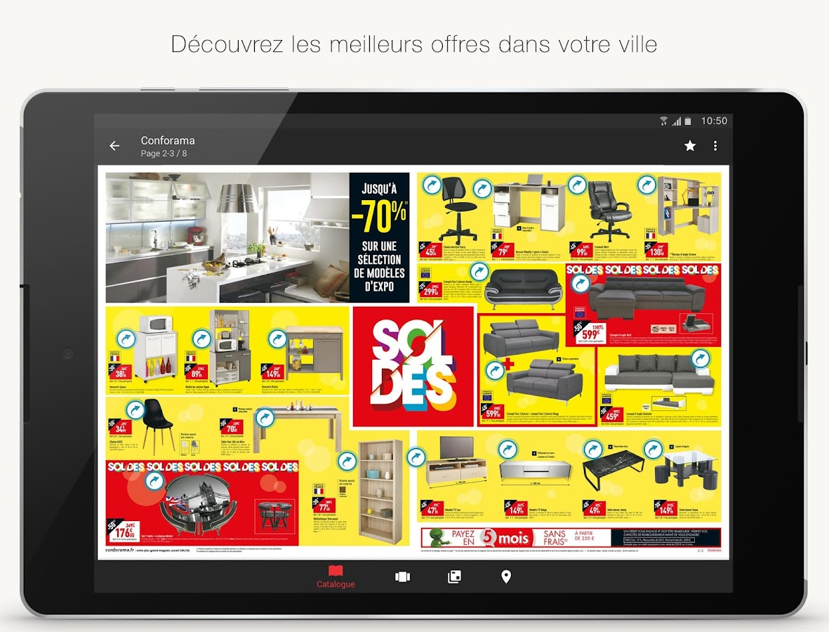 Bonial - Promos, Offres & Catalogues- screenshot