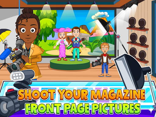 My Town : Fashion Show android2mod screenshots 15