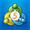 MetaTrader 5 — Forex & Stock trading icon
