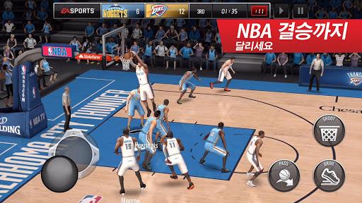 玩免費體育競技APP|下載NBA LIVE Mobile 농구 app不用錢|硬是要APP