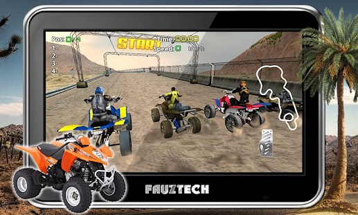 Quad Bike Racing 3d Android Apps On Google Play