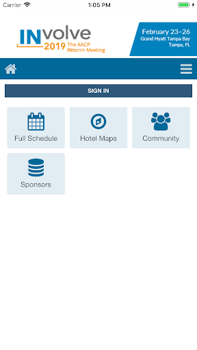 Screenshot for INvolve 2019 in United States Play Store