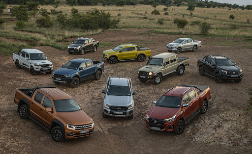 Which is SA's best double cab bakkie?
