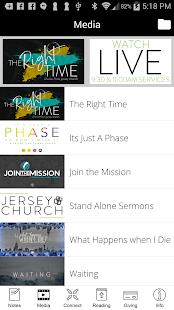 Jersey Church - náhled