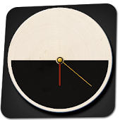 Stylish Clock Widget