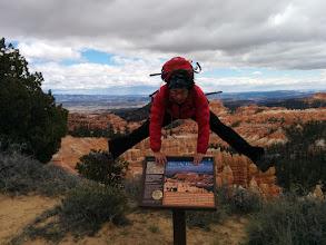 Photo: We hiked the hoodoos!