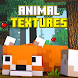 Animal Texture Pack for Pe