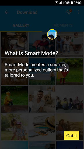 Gallery screenshot