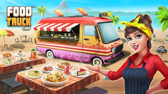 Food Truck Chef: Cooking Game MOD Apk (Unlimited Coins) 1