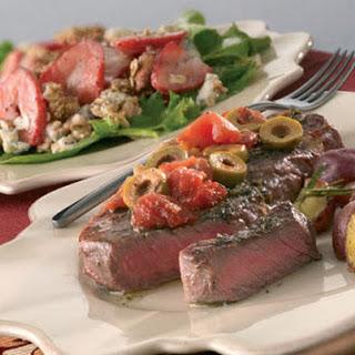 Sicilian Steaks.