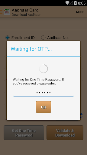 Instant Aadhaar Card screenshot 5