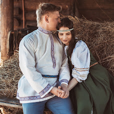 Wedding photographer Anastasiya Koneva (deadmiracle). Photo of 30.04.2017