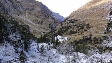 Photo: Refuge et Cabane de la Soula