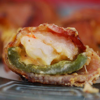 Red Lobster Bacon Wrapped Stuffed Shrimp Recipe