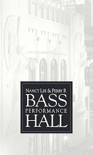 Bass Performance Hall screenshot