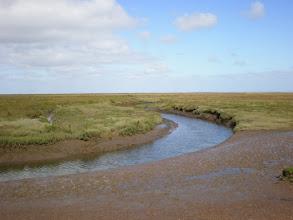 Photo: Norfolk Coast Path - From Warham to Wiveton - Warham Salt Marshes