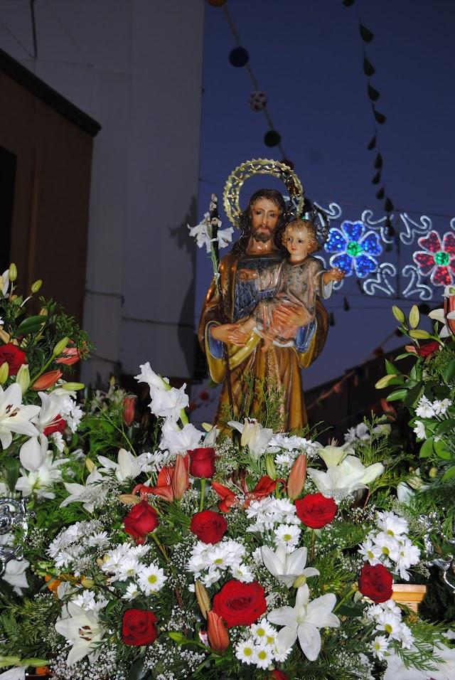 San José Obrero, Patrón de Huércal de Almería.