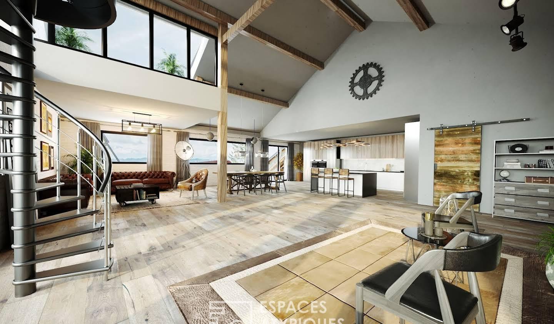 House with terrace Cruseilles