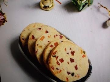 Fruit Biscuits Recipe