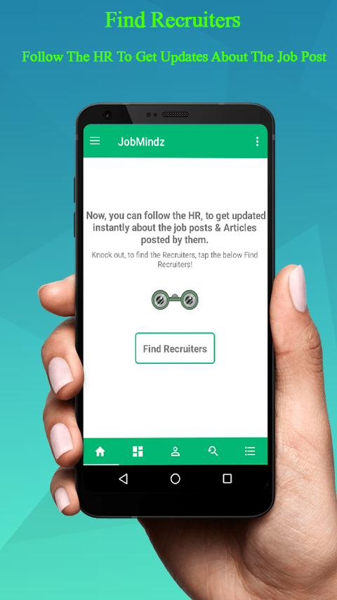JobMindz - Video Resume Based Job Portal- screenshot