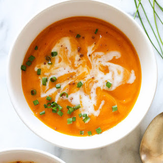 Slow Cooker Blissful Butternut Squash Soup