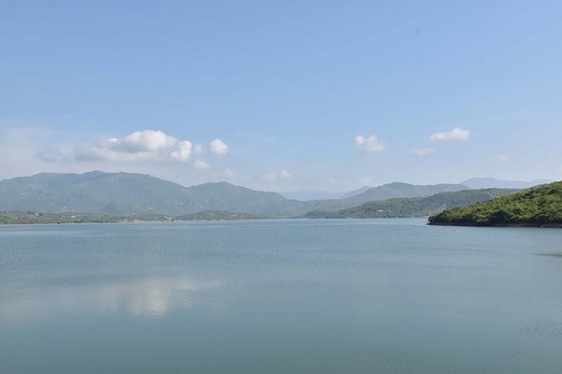 Hồ Song Trâu - Ninh Thuận.