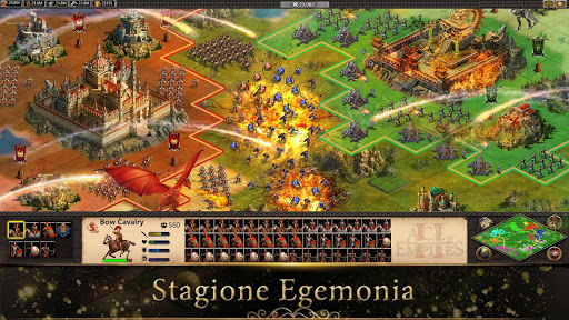 Ace of Empires II: scontro di guerra epica  άμαξα προς μίσθωση screenshots 2