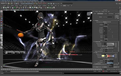 Maya For 3D Animation  screenshots 7