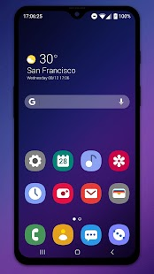 One UI Icon Pack, S10 Icon Pack Screenshot