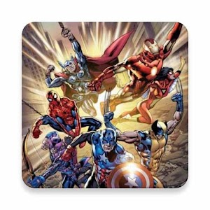 Wallpaper Comic Avengers