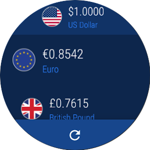 XE Currency Converter & Exchange Rate Calculator Screenshot