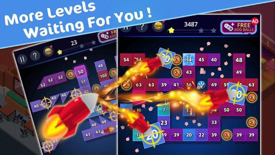 Download Full Bricks VS Balls - Bricks Crusher Game 2.2.2 APK