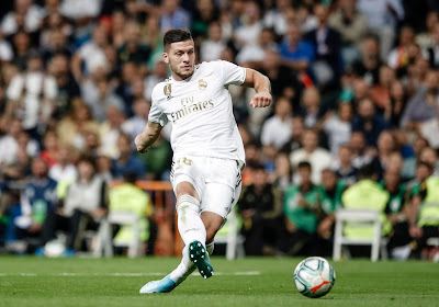 Luka Jovic évoque son passage raté au Real Madrid
