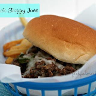 Easy Ranch Sloppy Joes