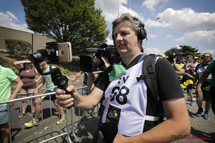 """🎥 Renaat Schotte diept gekke anekdote op uit Dwars door Vlaanderen: """"Enkele dagen later op matje geroepen door UCI"""""""