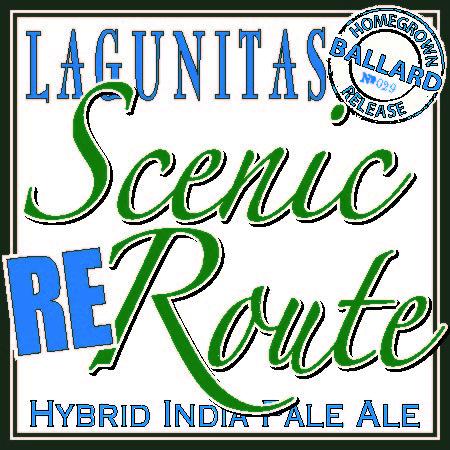 Logo of Lagunitas Scenic Re-Route