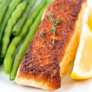 Easy Weeknight Salmon.