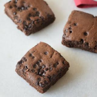 Healthy Black Bean Brownies (Sugar Free, Flourless) Recipe