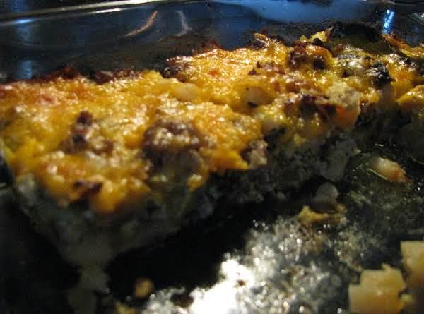 Nummy Breakfast Casserole Recipe