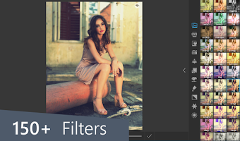 Screenshot of Photo Studio