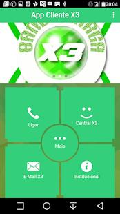 Central X3 - náhled