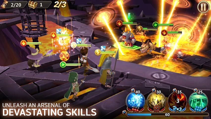 android Shards of Magic Screenshot 11