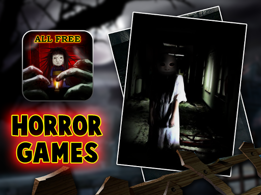 Collection of Horror Games