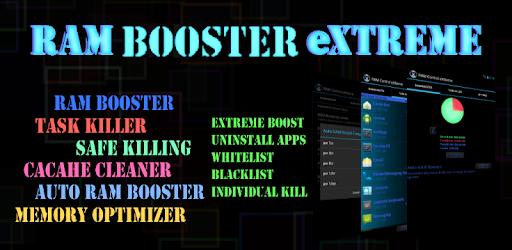 RAM Booster eXtreme Speed Pro Aplikácie pre Android screenshot